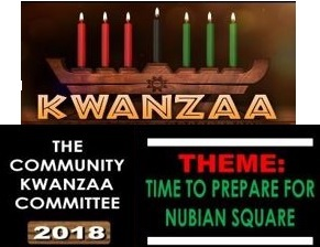 KWANZAA Celebration List