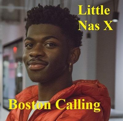 Little Nas X plays Boston Calling