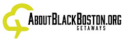 AboutBlackBoston Getaways Logo