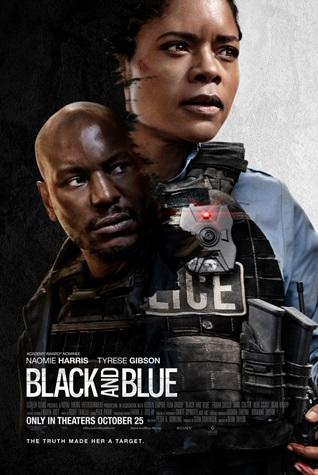 Thje Movie Black and Blue Screens in Boston on Sept