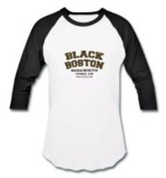 Black Boston Souvenir