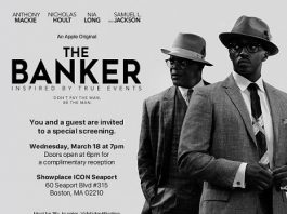 Banker movie poster