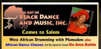 Art of Black Dance Music