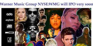 Warner Music Group signed artists