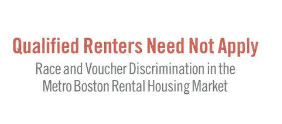 Black renters in Boston