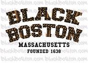 BlackBoston.com  brand logo